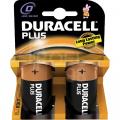 Батерия DURACELL LR20 2бр.