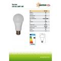Енергоспeстяваща LED лампа сфера 10W