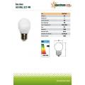 Енергоспeстяваща LED лампа сфера 4W
