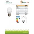 Енергоспестяваща LED лампа сфера 4W